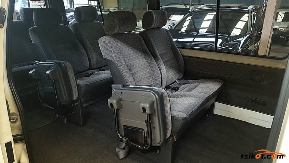 Nissan Urvan 2007 - 3