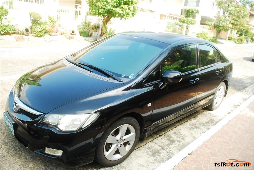 Honda Civic 2007 - 7