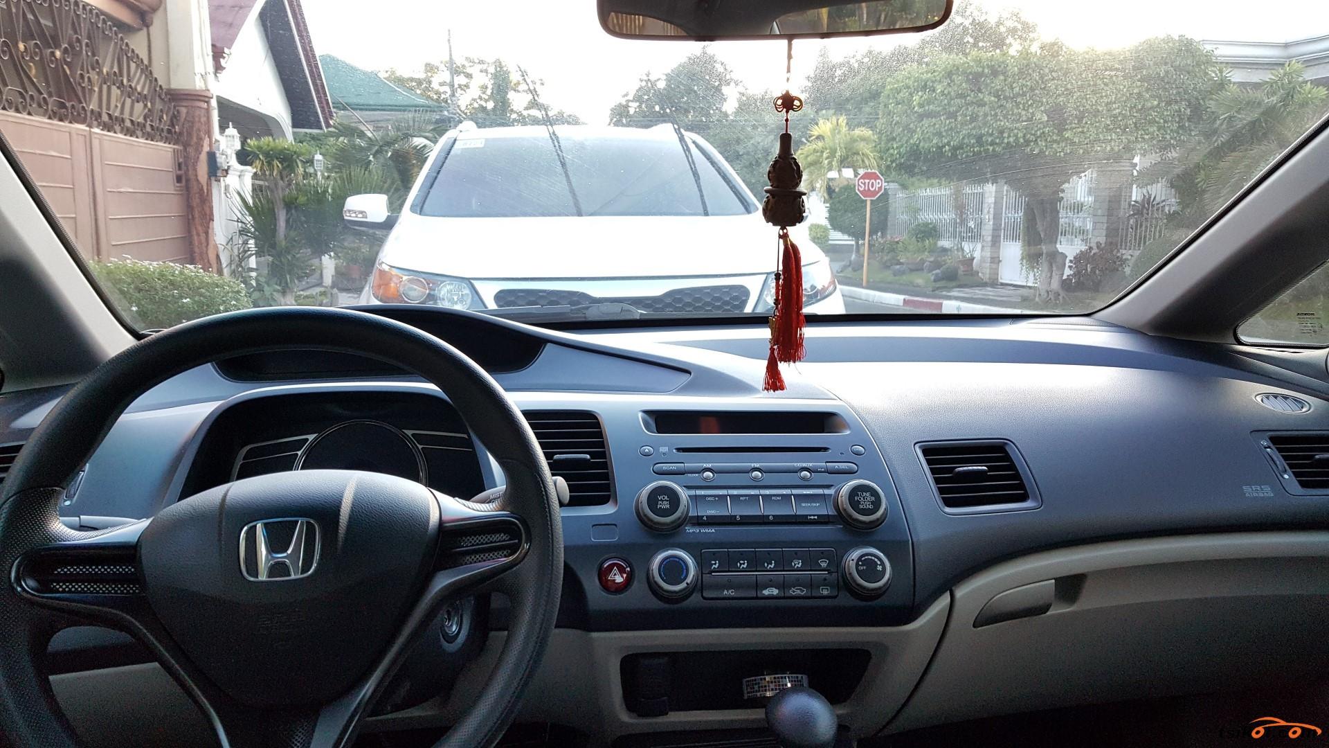Honda Civic 2007 - 8