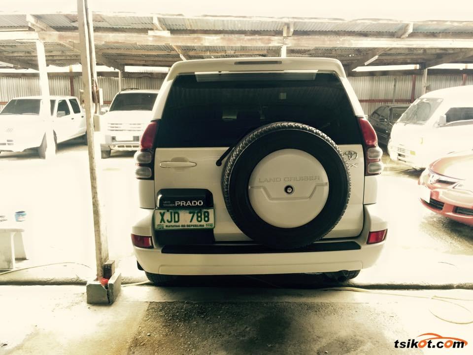Toyota Land Cruiser 2015 - 4