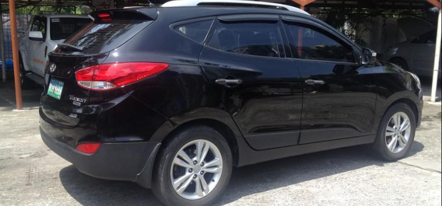 Hyundai Tucson 2011 - 13