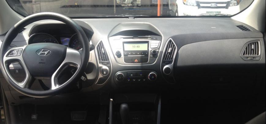 Hyundai Tucson 2011 - 17