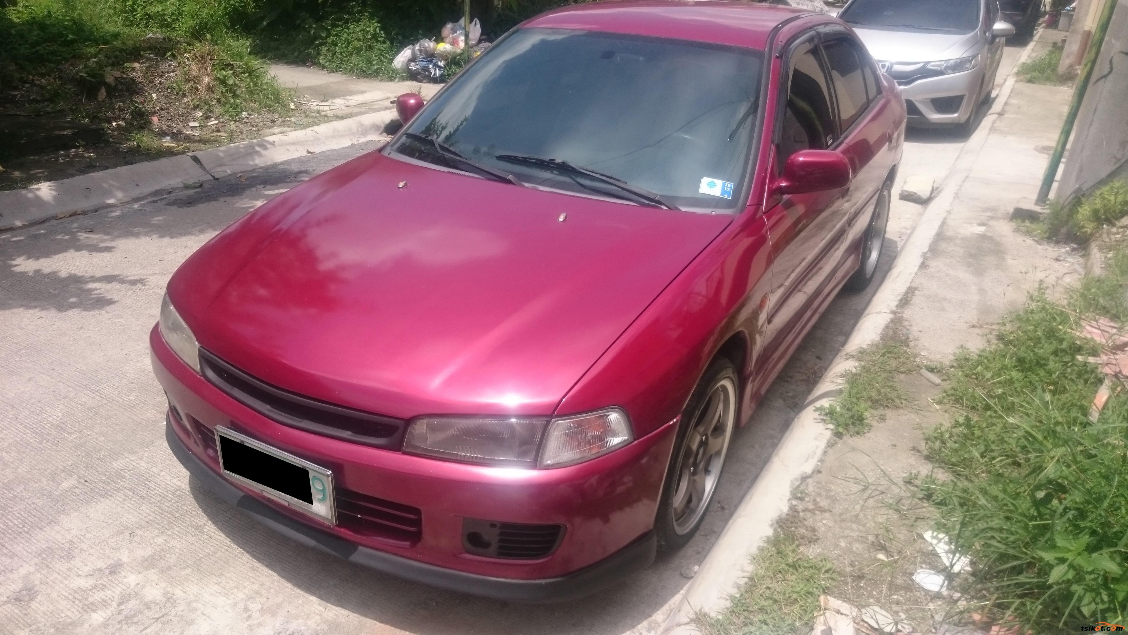 Mitsubishi Lancer 1997 - 10