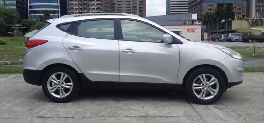 Hyundai Tucson 2012 - 12