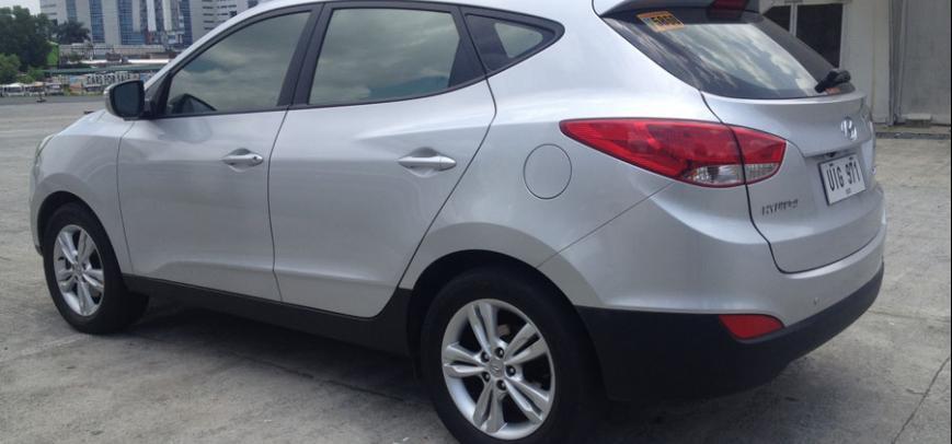 Hyundai Tucson 2012 - 14