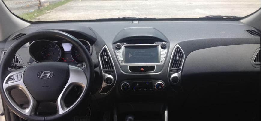 Hyundai Tucson 2012 - 18