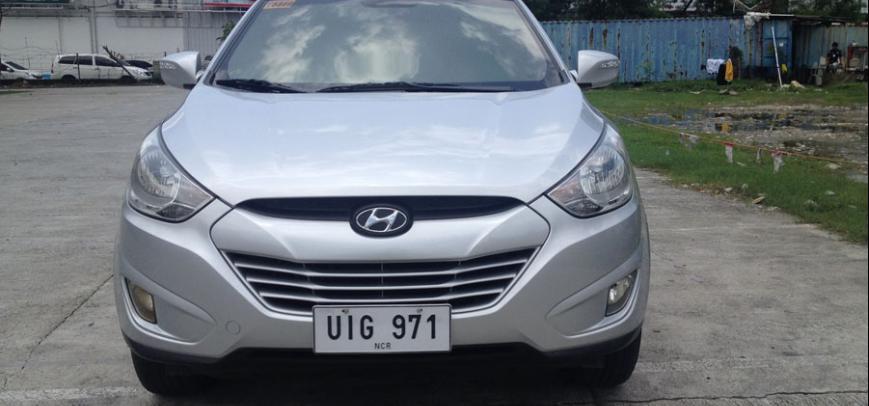 Hyundai Tucson 2012 - 19