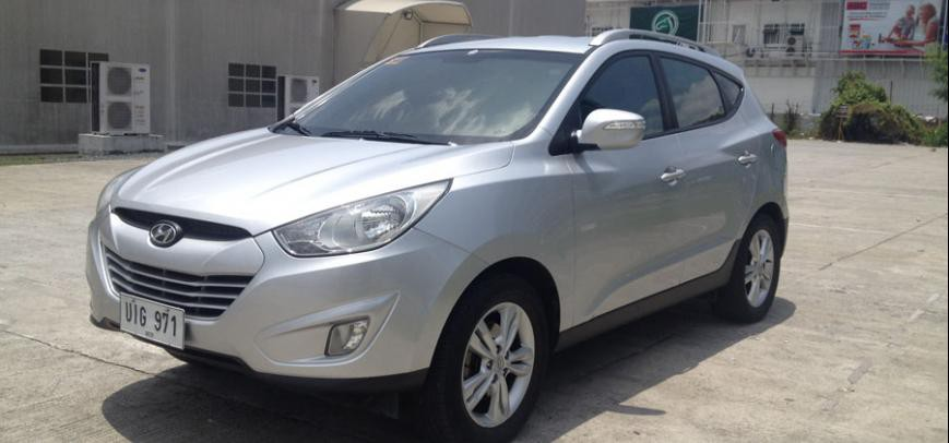 Hyundai Tucson 2012 - 24