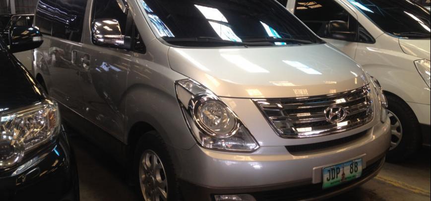Hyundai G.starex 2011 - 12
