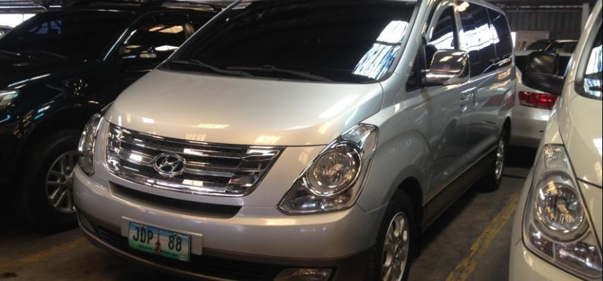 Hyundai G.starex 2011 - 15