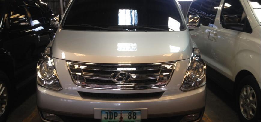 Hyundai G.starex 2011 - 20