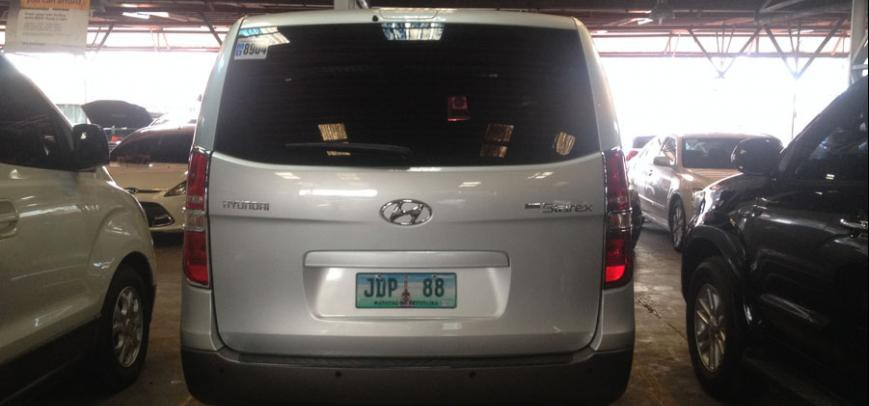 Hyundai G.starex 2011 - 23