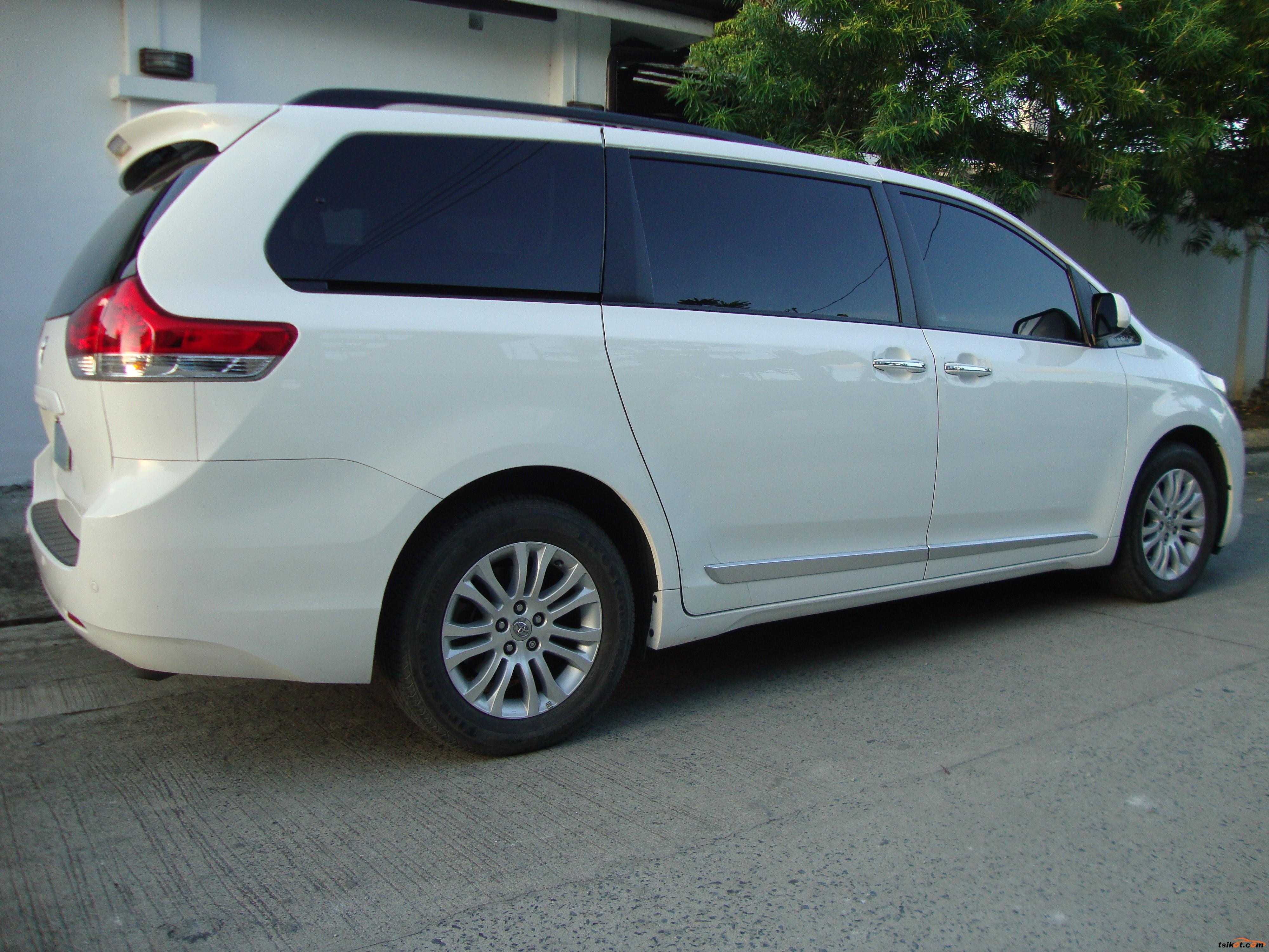 Toyota Sienna 2013 - 2