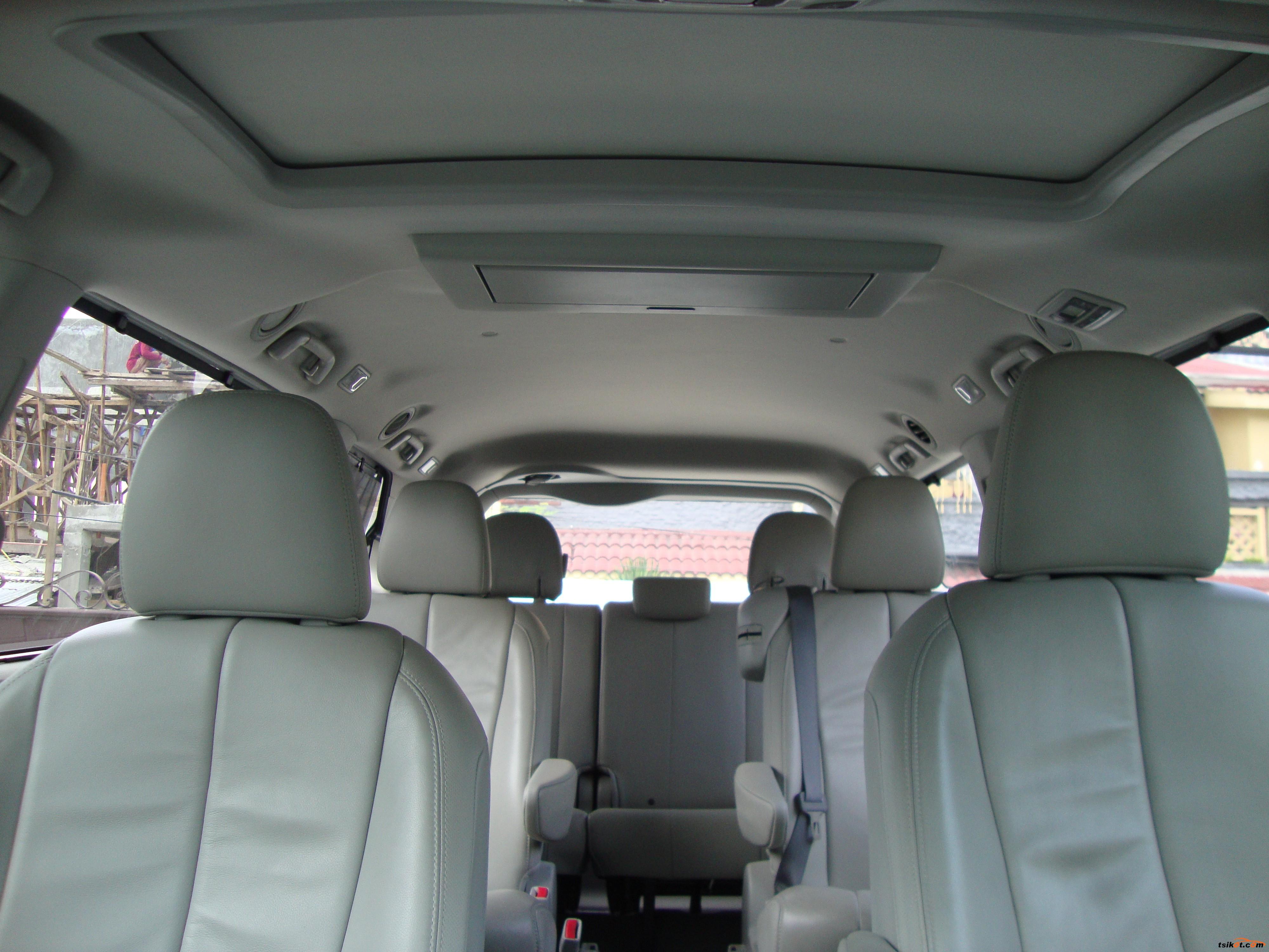 Toyota Sienna 2013 - 5