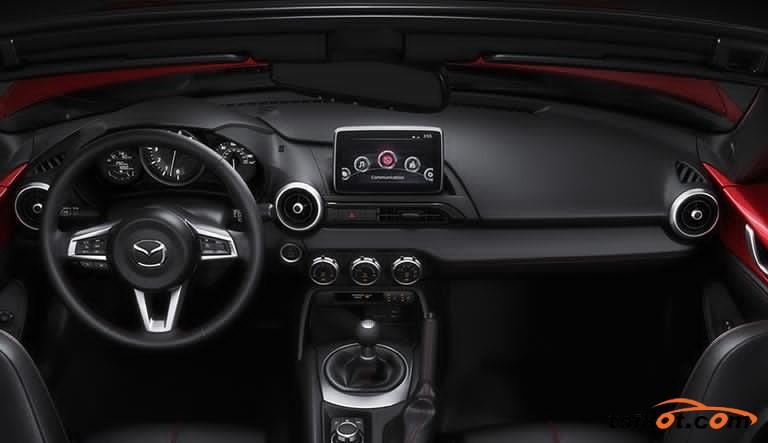Mazda Mx-5 2016 - 4