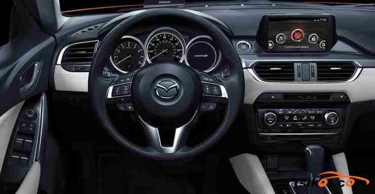 Mazda 6 2016 - 3