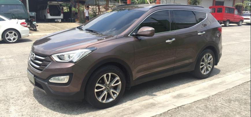 Hyundai Santa Fe 2013 - 11