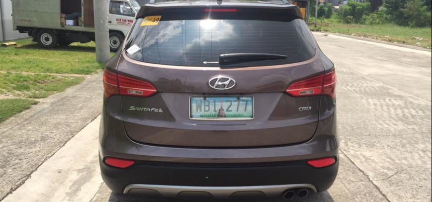 Hyundai Santa Fe 2013 - 12