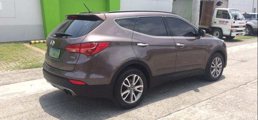Hyundai Santa Fe 2013 - 13