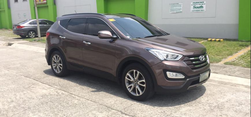 Hyundai Santa Fe 2013 - 14