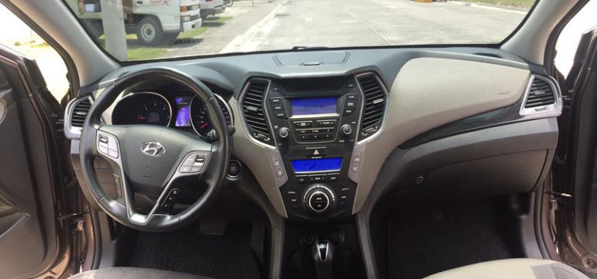 Hyundai Santa Fe 2013 - 17