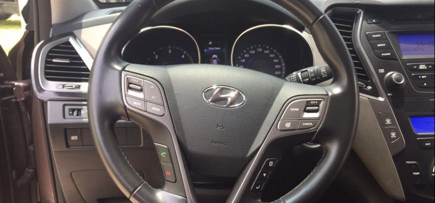 Hyundai Santa Fe 2013 - 26