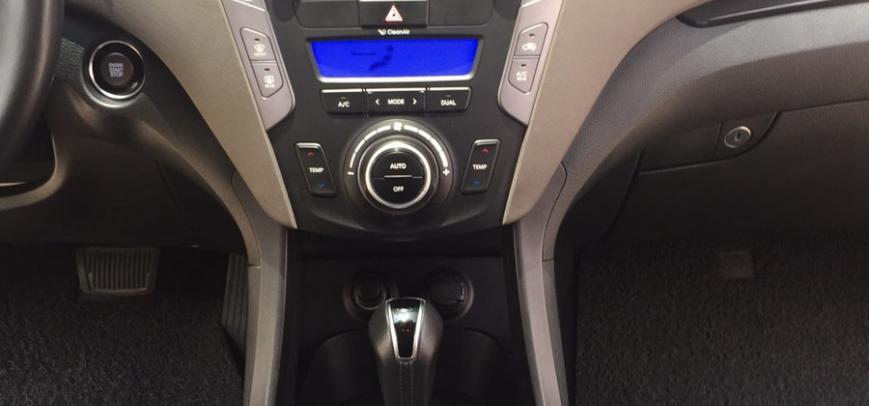 Hyundai Santa Fe 2013 - 9