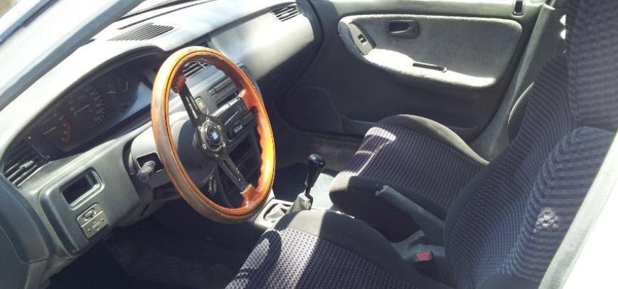 Honda Civic 1996 - 10