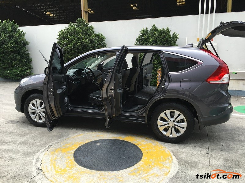 Honda Cr-V 2015 - 9
