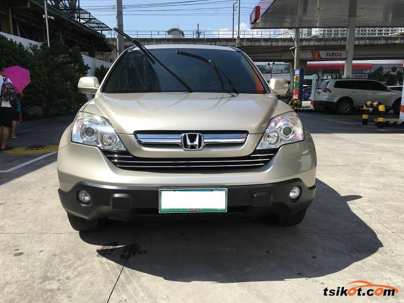 Honda Cr-V 2007 - 3