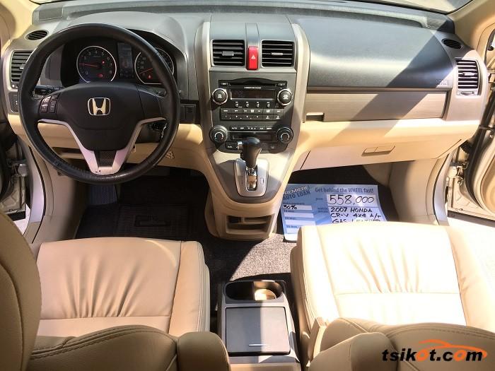 Honda Cr-V 2007 - 4