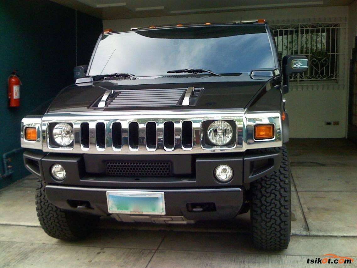 hummer h2 2009 car for sale metro manila. Black Bedroom Furniture Sets. Home Design Ideas