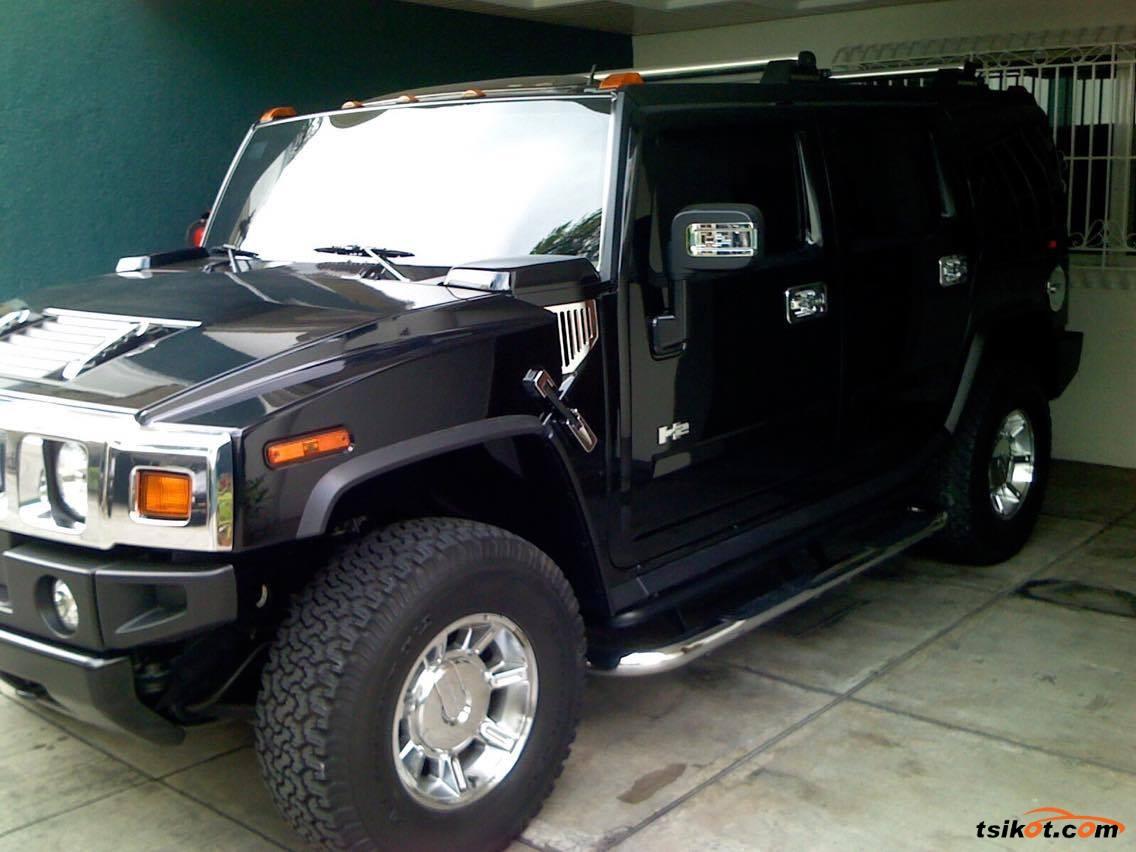 Hummer H2 2009 - 2