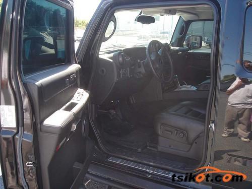Hummer H2 2009 - 4