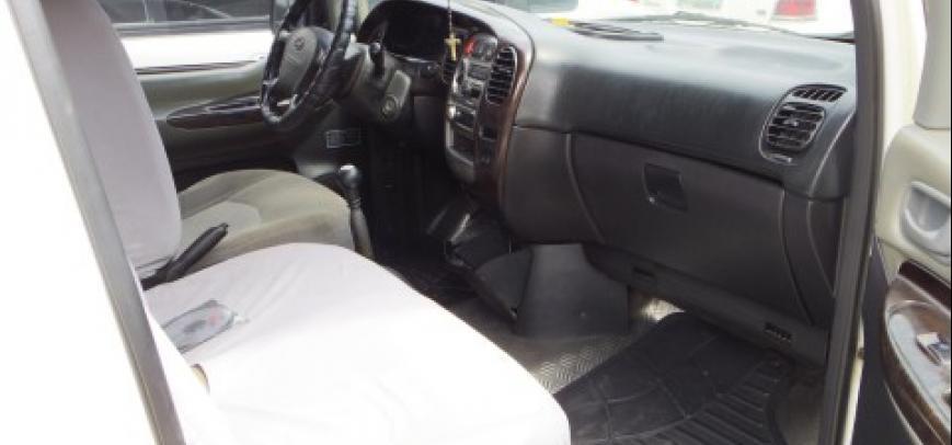 Hyundai Starex 2007 - 12