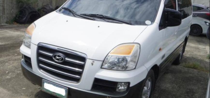 Hyundai Starex 2007 - 7