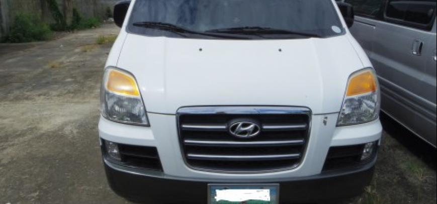 Hyundai Starex 2007 - 8