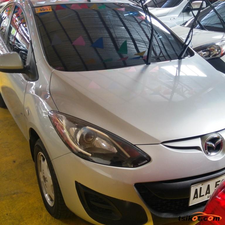 Mazda 2 2014 - 1