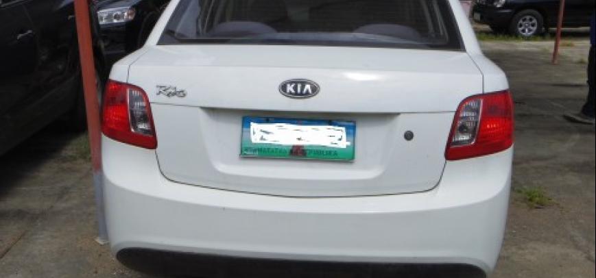 Kia Rio 2010 - 5