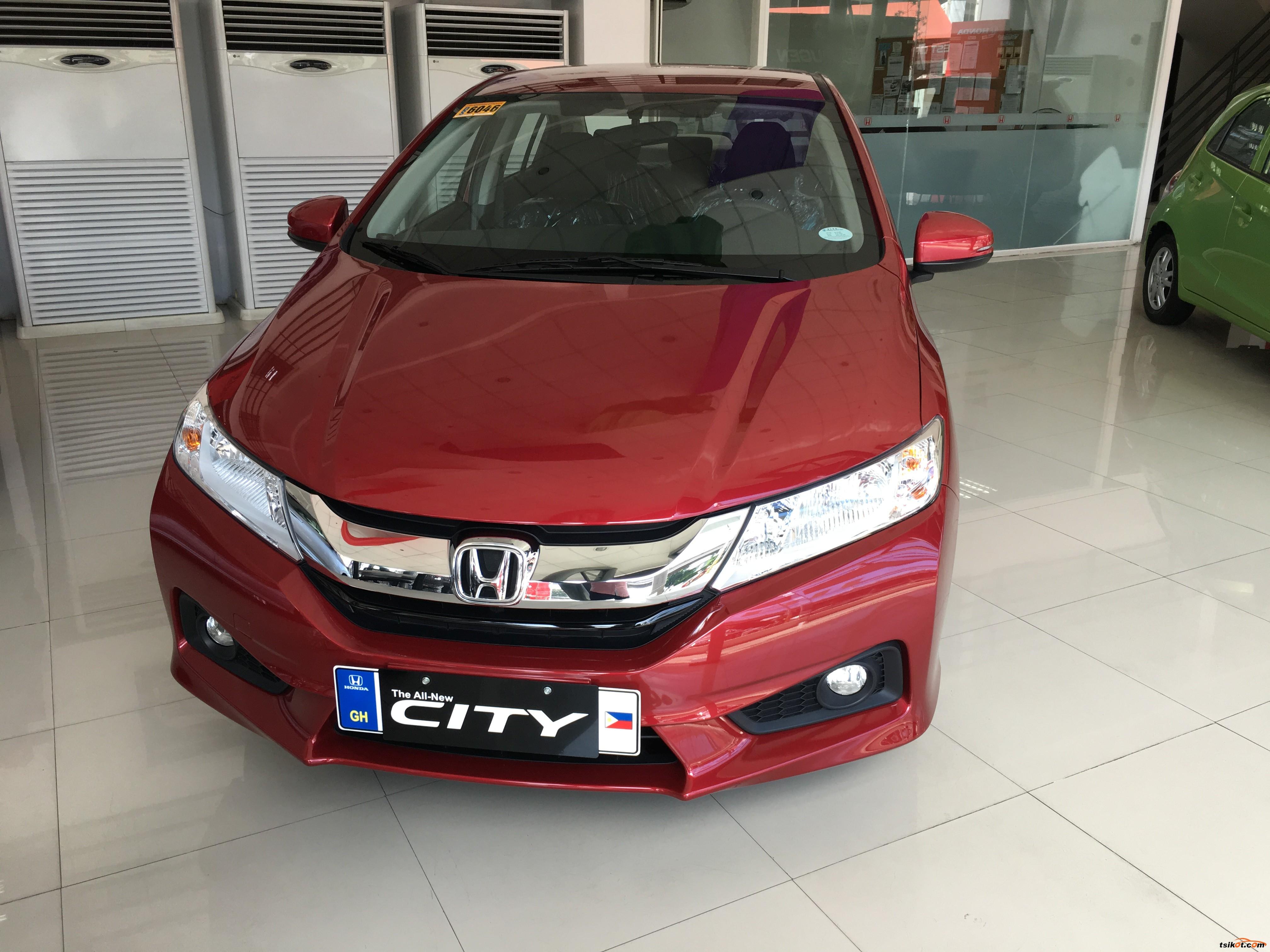 Honda City 2017 - 1