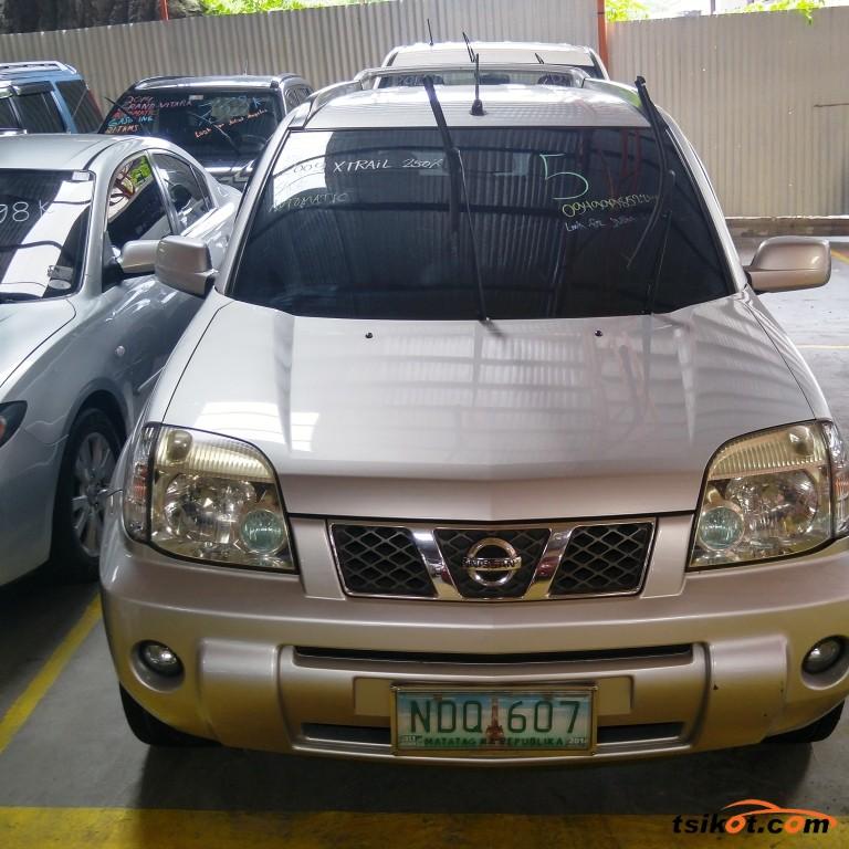 Nissan X-Trail 2009 - 1