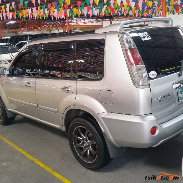 Nissan X-Trail 2009 - 3