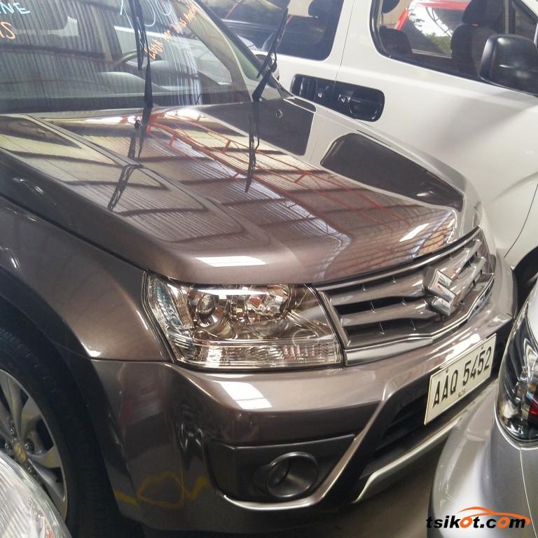 Suzuki Grand Vitara 2014 - 2