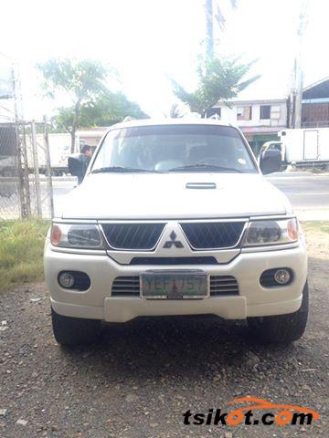 Mitsubishi Montero 2007 - 3