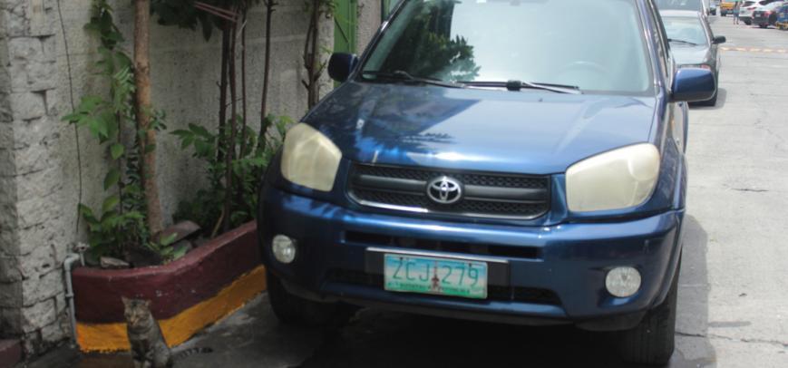 Toyota Rav4 2005 - 4