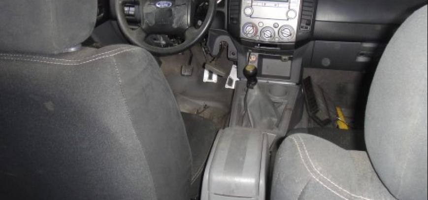 Ford Trekker 2009 - 10