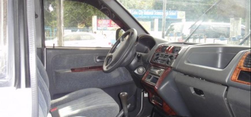 Mitsubishi Adventure 1999 - 4