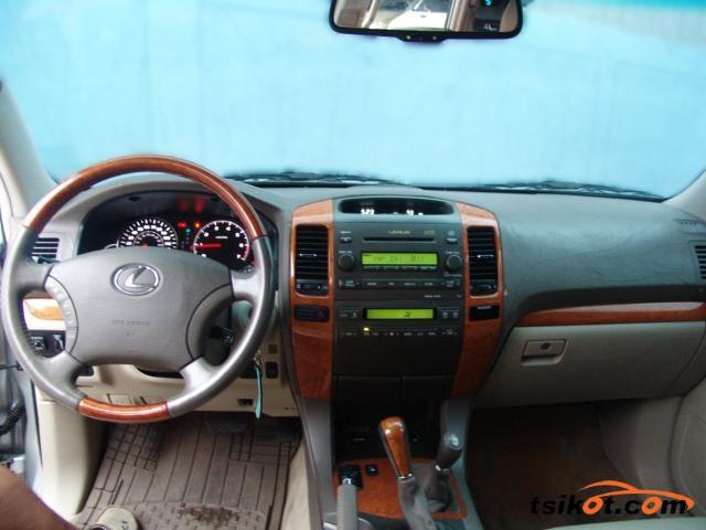 Lexus Gx 2007 - 2