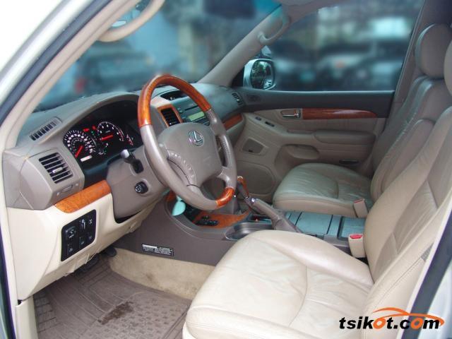 Lexus Gx 2007 - 4
