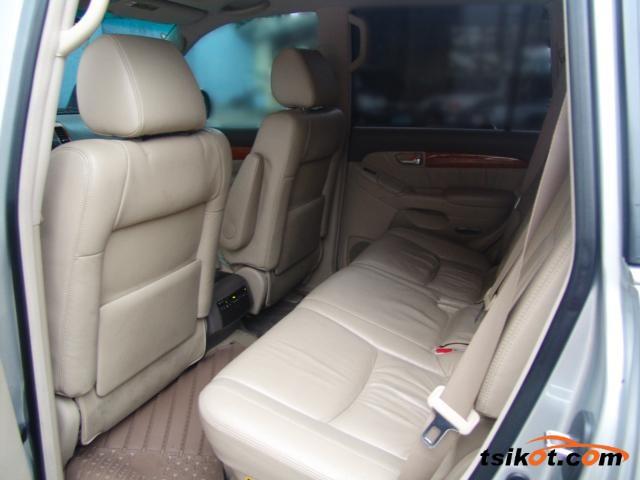 Lexus Gx 2007 - 5